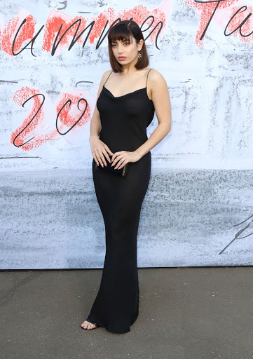 Charli XCX best red carpet fashion dresses photo