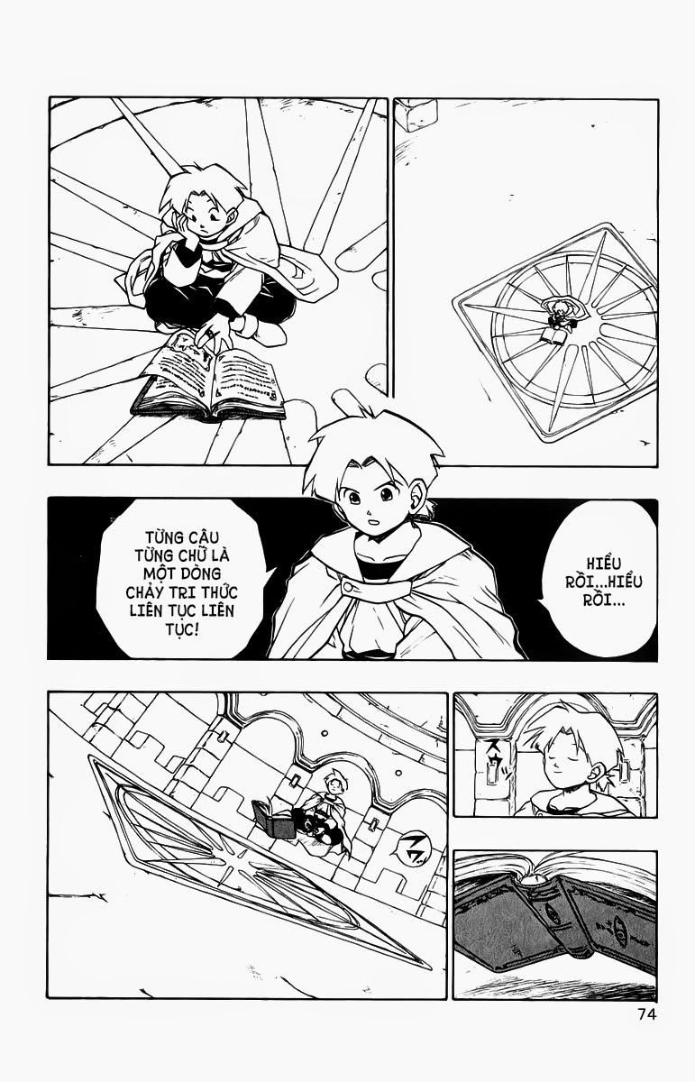 Dragon Quest: Emblem of Roto chap 39 trang 25