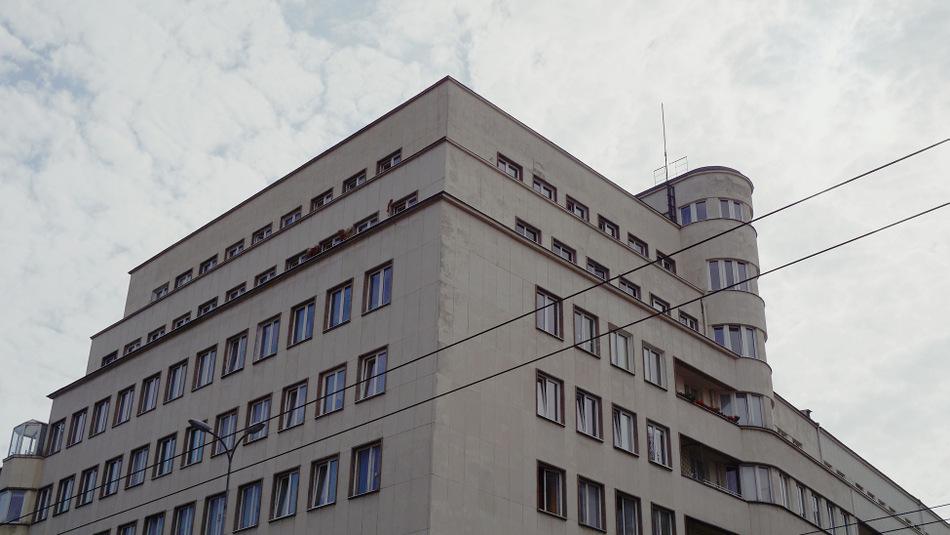 Budynek Banku Gospodarstwa Krajowego przy ul.3-go Maja 27/31