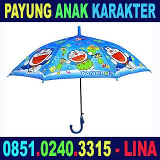 Jual Payung Anak Karakter Murah Harga Grosir