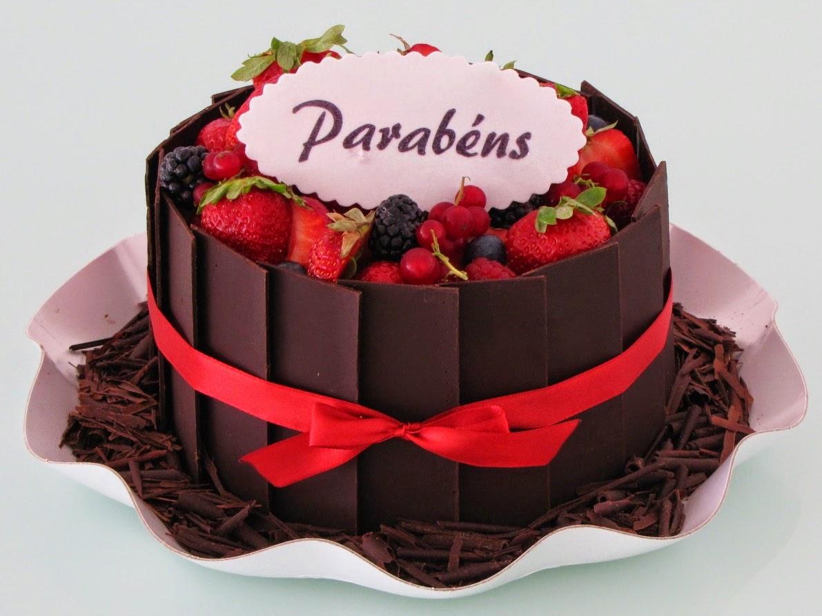 Bolo De Aniversário Com Frases: Mil Cores, Mil Sabores: Bolo Aniversário Com Decoração De
