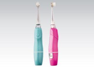 Szczoteczka do zębów dla dzieci z podświetleniem LED z Biedronki