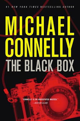 The Black Box by Michael Connelly - book cover