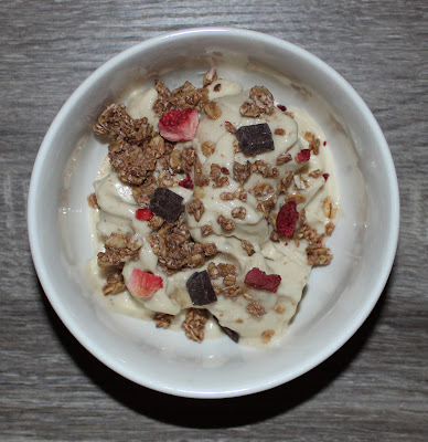 Nice Cream & Love Crunch Granola