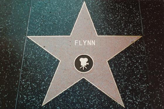 Flynn Walk of Fame