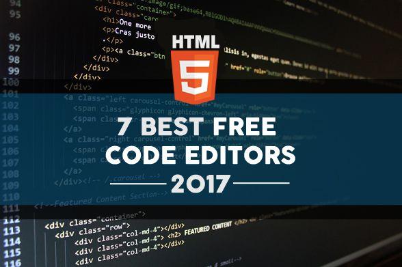 7-best-free--HTML-code-editors-2017-webinhindi.com