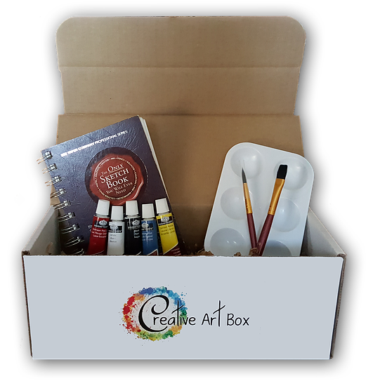 Interview With Creative Art Box