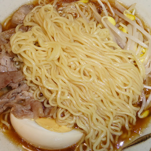 【マルちゃん(東洋水産)】昔ながらの中華そば 鶏ガラ醤油