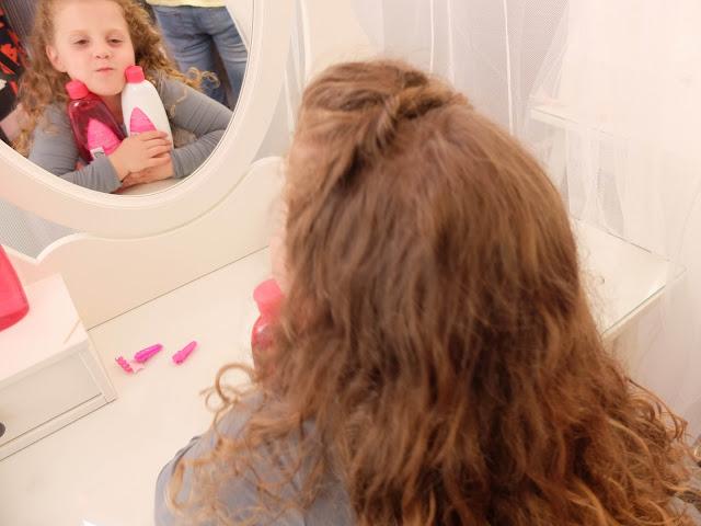 Johnsons Gotas de Brillo - Taller Peinados Madresfera