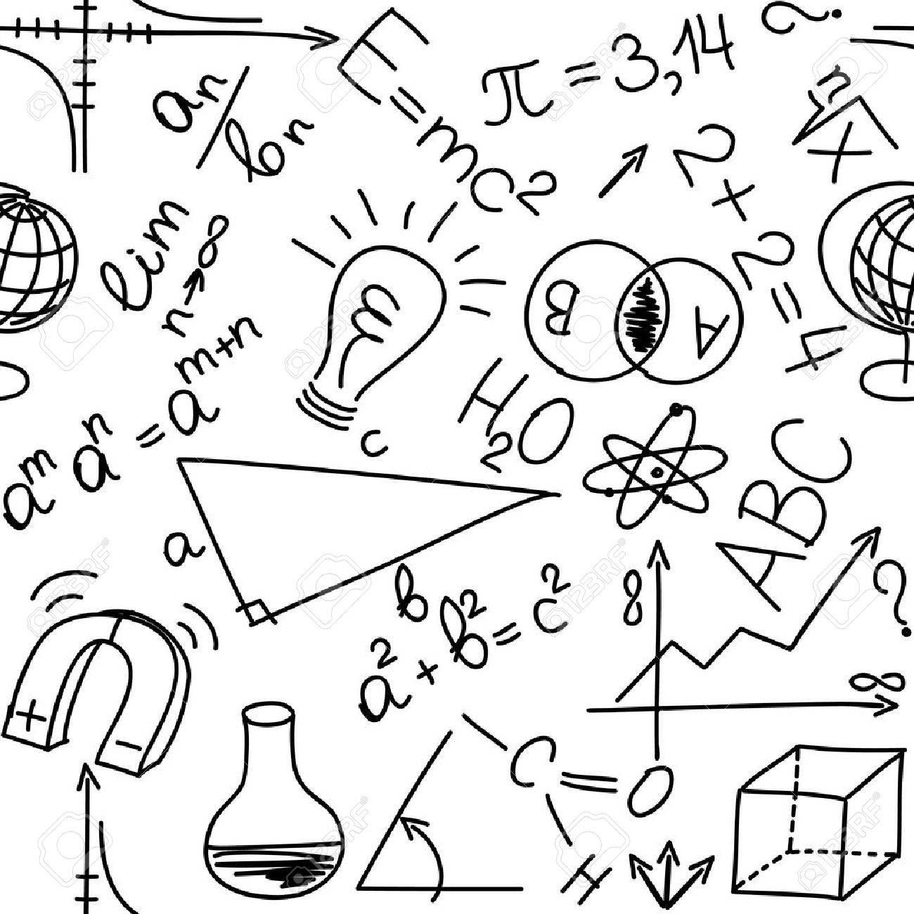 Картинка математические формулы для детей на прозрачном фоне