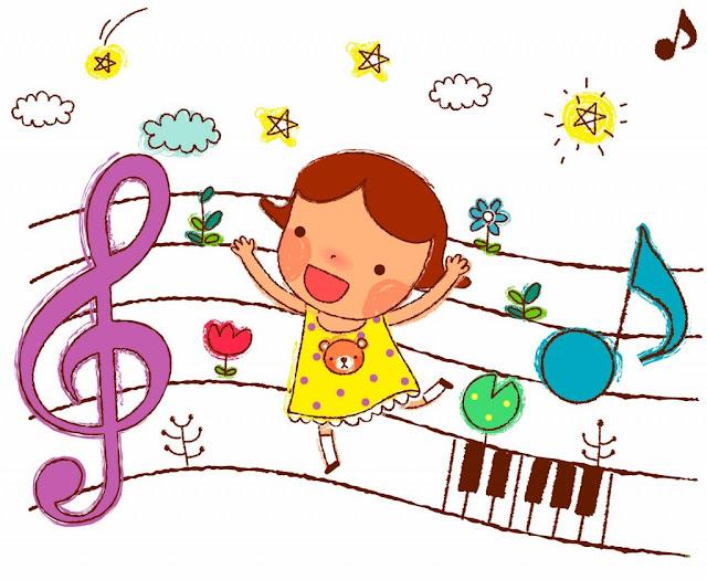 escuchar musica infantil