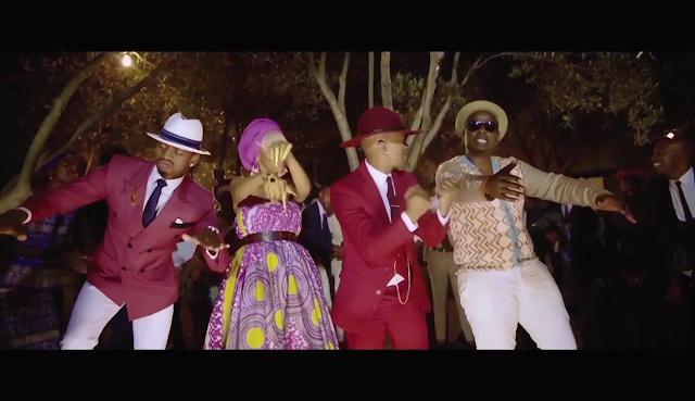 Mafikizolo Ft. Diamond Platinum & DJ Maphorisa - COLORS OF AFRICA