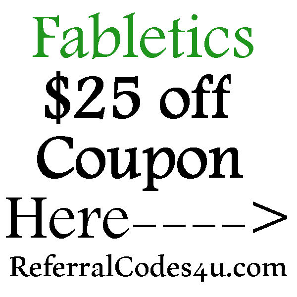 Fabletics $25 off First Outfit Promo Code 2016-2017, Fabletics FREE Shipping June, July, August, September, October