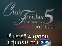 SINOPSIS Club Friday 5 Promise Of Love Episode 1 - 4 Selesai