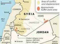 Η UNHCR καλεί την Ιορδανία να δεχθεί τους Σύρους πρόσφυγες
