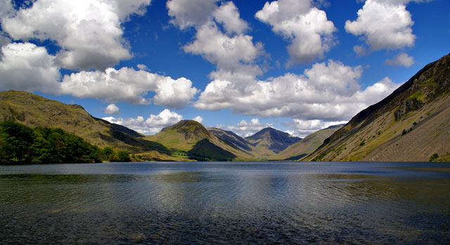 Lake Wastwater, Lake District, England