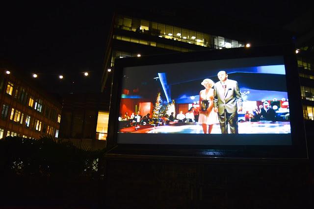 Rooftop Cinema Club Shoreditch