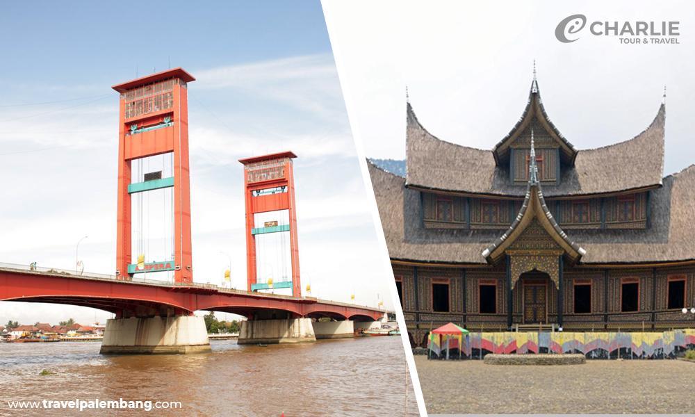 Travel Palembang Batu Sangkar