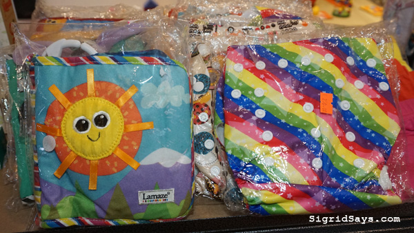 Babyrun baby needs store Bacolod - cloth diapers