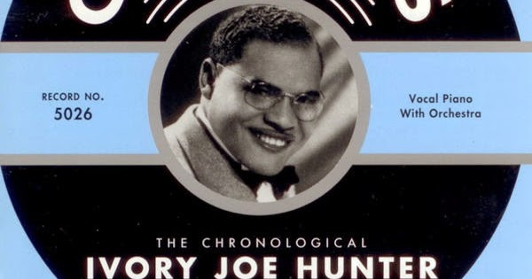Ivory Joe Hunter - Don't Fall In Love With Me - Siesta With Sonny