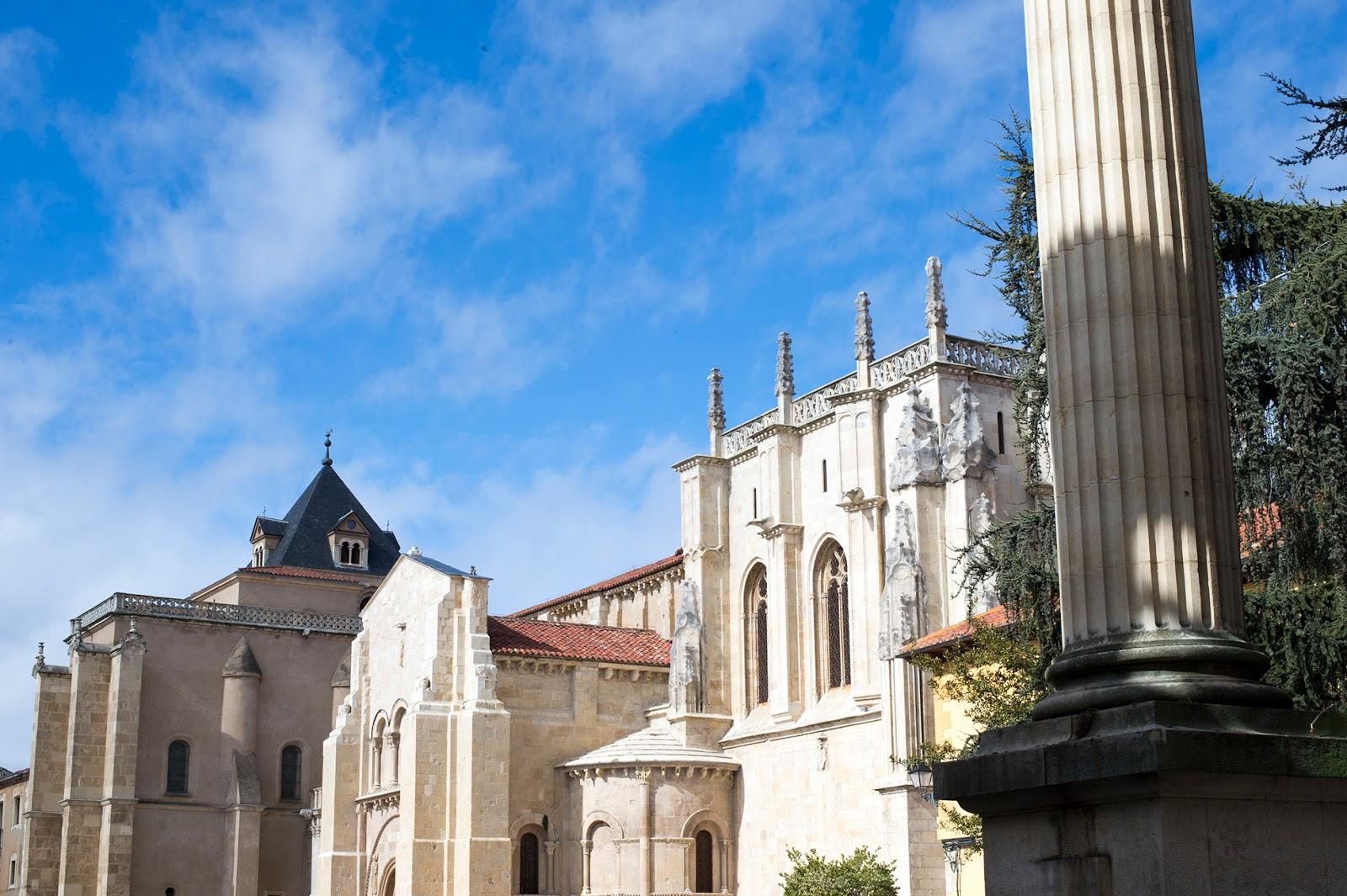 basilica san isidoro leon