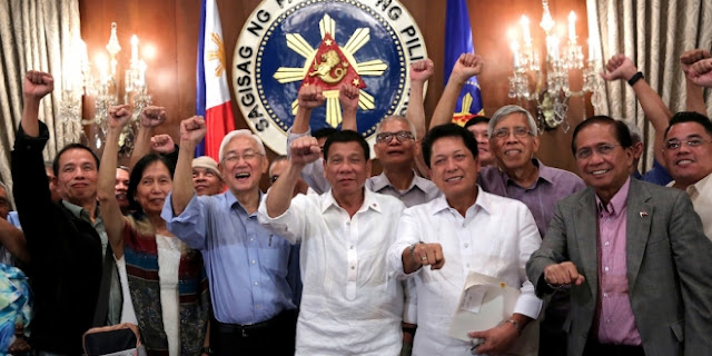Why Duterte Does Not Gain Praises For The Bringing Peace to the Philippines