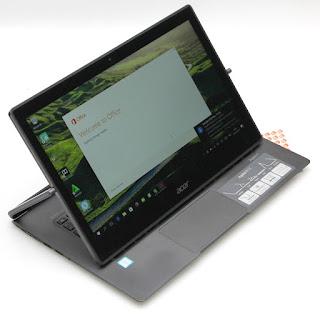 Jual Acer R13 Core i7 Bekas