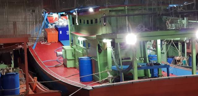 Pakej candat sotong Kuala Terengganu