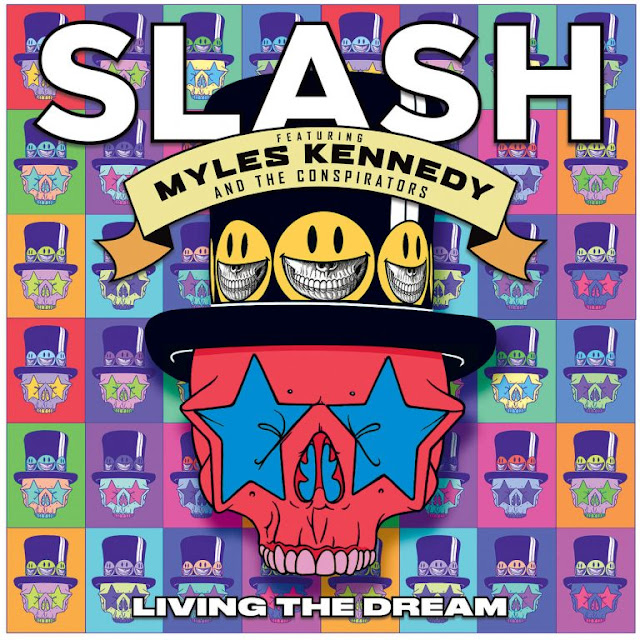 SLASH (FEATURING MYLES KENNEDY AND THE CONSPIRATORS) - Living The Dream