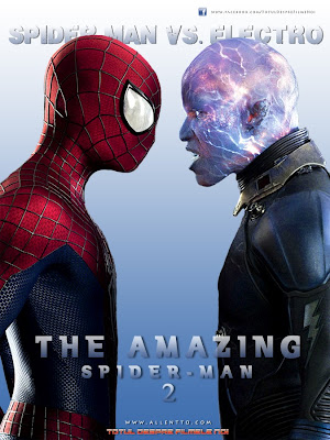 Spider-Man vs. Electro - The Amazing Spider-Man 2