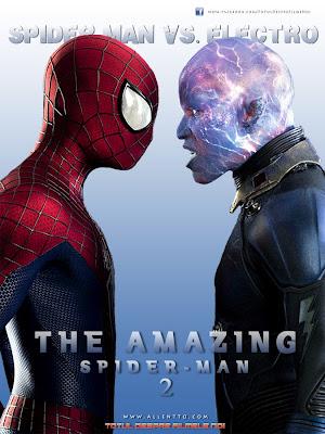 Spider-Man vs. Electro - The Amazing Spider-Man 2