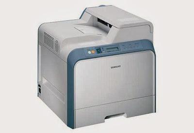 download Samsung CLP-650N printer's driver