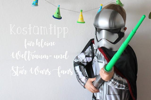 Kostuemidee Weltraum Star Wars Kinder Jules kleines Freudenhaus