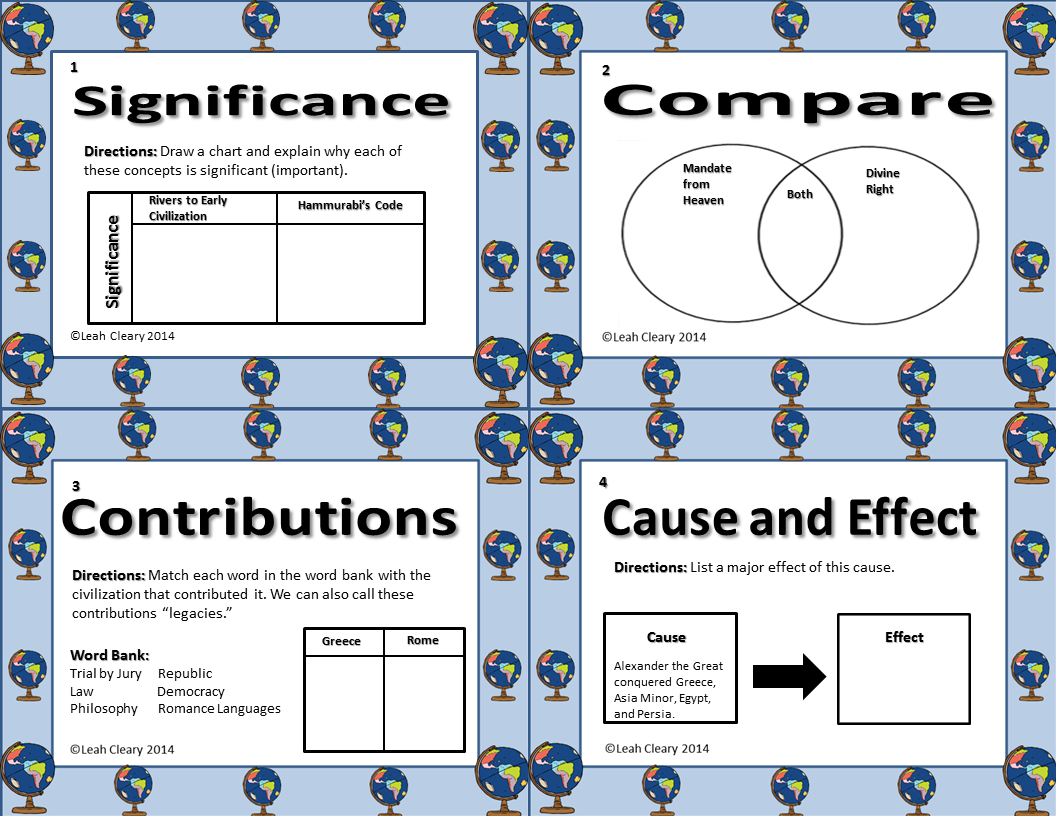 How often do you use task cards for test reviews? They make a perfect vehicle for helping students review, as do interactive notebooks! Click through to learn how I use task cards for test reviews in this blog post.