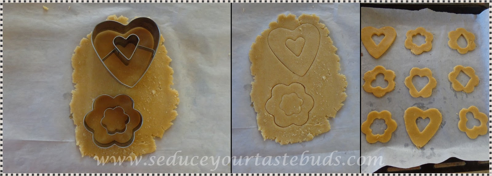 Eggless Stained Glass Cookies Easy Christmas Bakes Seduce Your