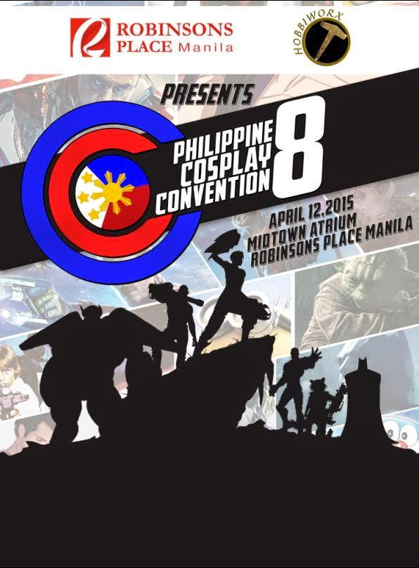 8th Philippine Cosplay Convention