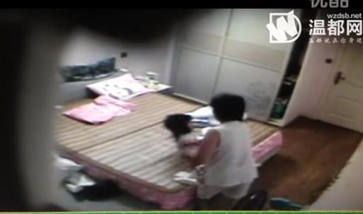 Kekerasan Pada Balita Terekam CCTV