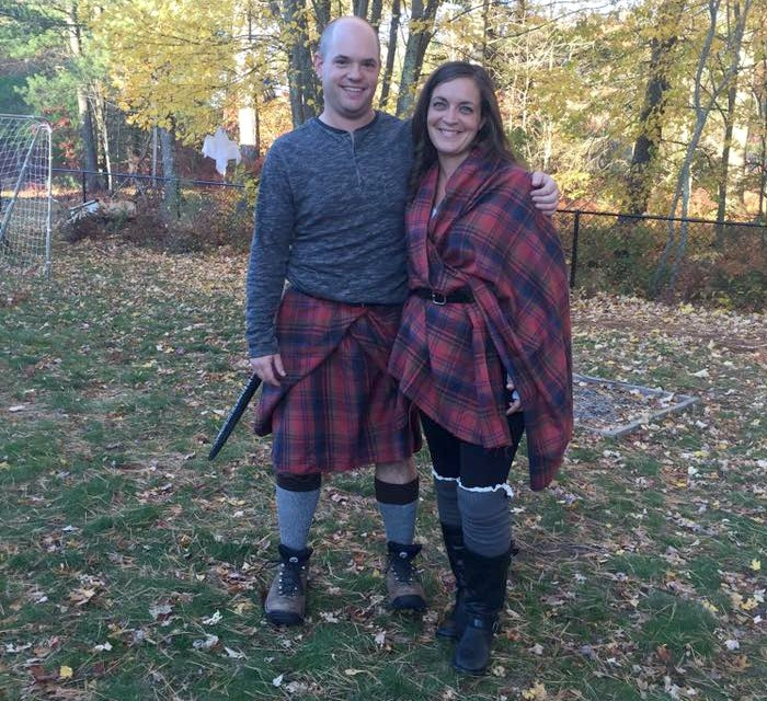 Outlander,Inspired Halloween Costumes