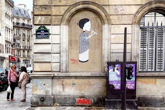 Sunday Street Art : Fred le Chevalier - rue Léon Jouhaux - Paris 10