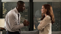 Molly's Game Jessica Chastain and Idris Elba Image 4