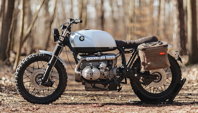 BMW R100 By Hookie Co. Hell Kustom