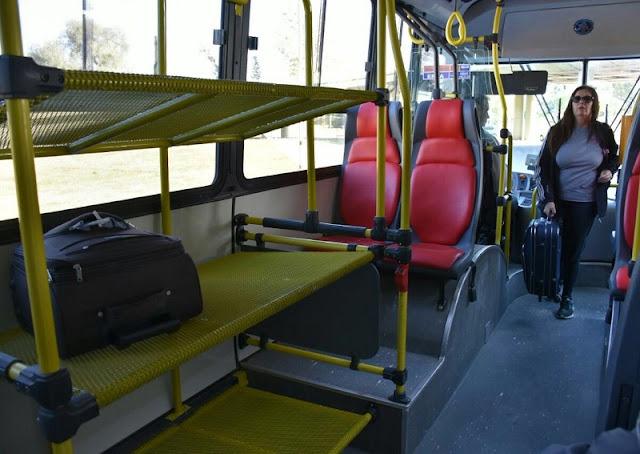 Como ir de ônibus do Aeroporto Internacional Pajas Blancas até o centro de Córdoba