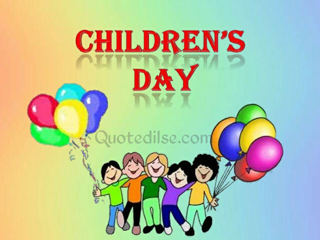 Children's Day Images And Quotes 2020