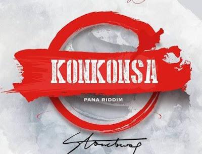 "PHOTO: Stonebwoy- ""Konkonsa"" [Pana Riddim/Cover]"