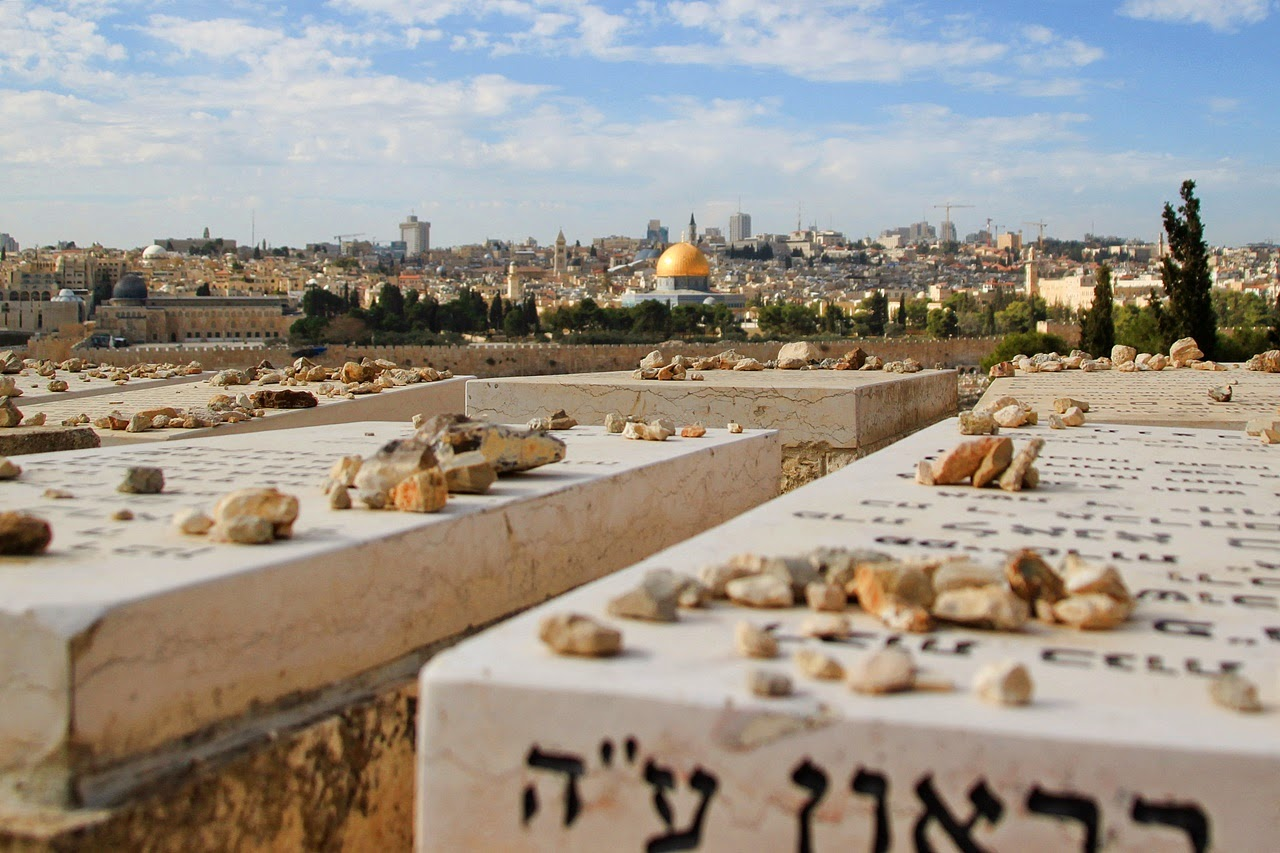 Vistes de Jerusalem