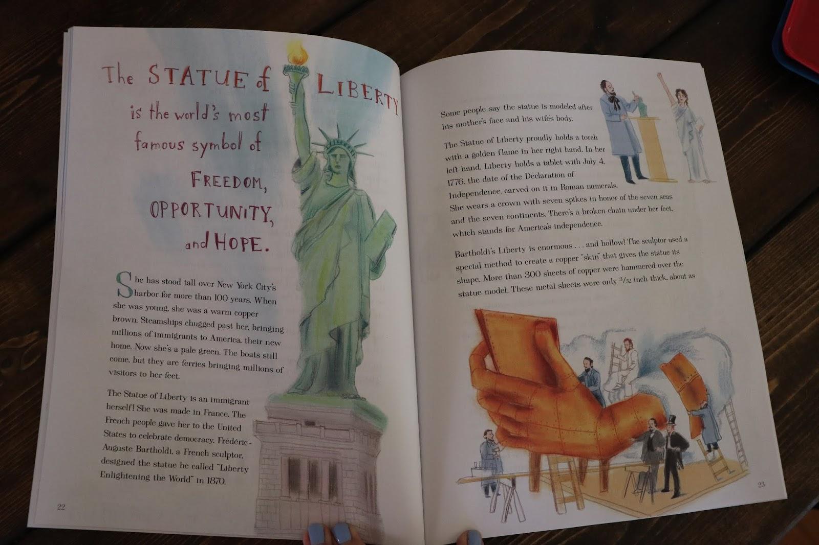 Patriotic Books Uncle Sam Craft Momfessionals Bloglovin