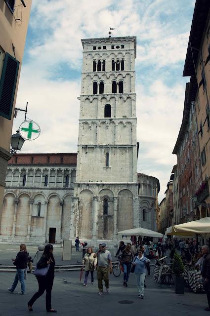 zwiedzanie Lukki, Włochy co zobaczyć?