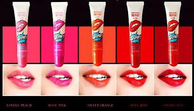 Varian Warna Monomola Lip Tattoo