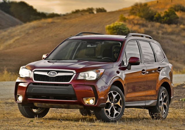 2014 Subaru Forester Is Headed In Los Angeles Auto Show
