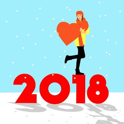 Postanowienia i inspiracje na 2018
